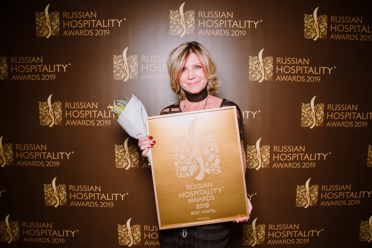 NETIZEN Saint Petersburg Centre — «Лучший хостел» 2019 в Russian Hospitality Awards
